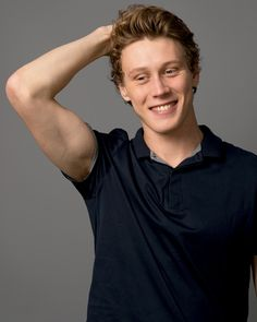 7 Rising Stars to Watch - George MacKay of 'How I Live Now' from #InStyle