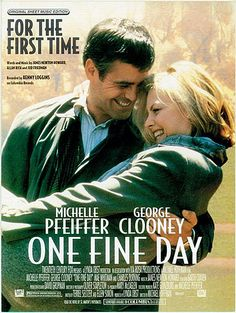 One Fine Day - This lovely 90's movie captures a day in Manhattan, New York City, a place like no other...and a great soundtrack too!