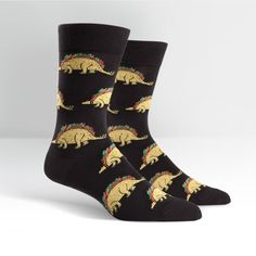 Dinosaur Unisex Funny Casual Crew Socks Athletic Socks For Boys Girls Kids Teenagers