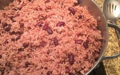 How to make Belizean Rice & Beans