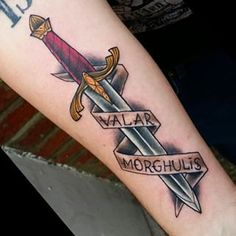 "Show Us Your ""Game Of Thrones""-Inspired Tattoos!"