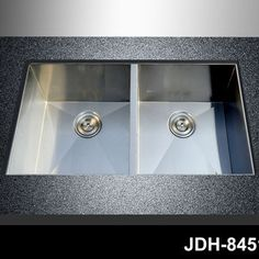 Square Undermount Stainless Steel Sink