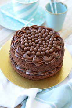 Food Cakes, Nutella, Indian Street Food, Cake Designs, Chocolate Cake, Food Videos, Cake Recipes, Deserts, Baking
