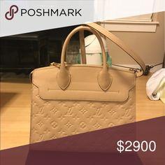 1027d5fe1b2 Spotted while shopping on Poshmark  New!  poshmark  fashion  shopping   style · Louis Vuitton HandbagsNudeShoulder ...