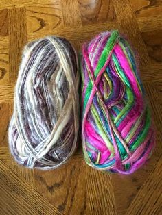 The thick and thin of knitting with Unforgettable Waves yarn