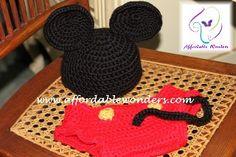 Crochet& Knit Patterns - Affordable Wonders