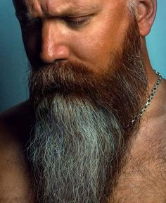 A healthy appreciation for the Bearded Community and it's majestic beards. Edited photos from around cyber-space. Beard Game, Epic Beard, Man Beard, Moustaches, Hairy Men, Bearded Men, Sexy Bart, Grey Beards, Male Grooming