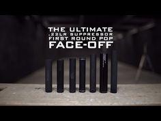 Watch Dead Air's Ultimate .22LR Suppressor FRP Face-Off on YouTube – The LBM Blogger