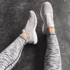 Shop Your Screenshots™ with LIKEtoKNOW.it, a shopping discovery app that allows you to instantly shop your favorite influencer pics across social media and the mobile web. Apl Shoes, Tennis Shoes Outfit, Gym Style, Look Chic, Workout Wear, Workout Shoes, Cute Shoes, Fashion Shoes, Active Wear