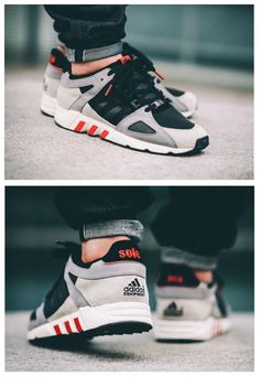 Solebox x adidas EQT Running Guidance I would definitely rock these Sneakers Vans, Adidas Shoes, Sneakers Fashion, Fashion Shoes, Me Too Shoes, Men's Shoes, Shoe Boots, Roshe Shoes, Nike Roshe