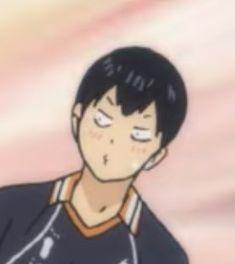 Haikyuu Funny, Haikyuu Anime, Very Nice Images, Im Not Ok, Kageyama Tobio, Anime Boyfriend, Gremlins, Babys, Angels