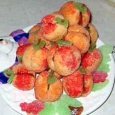 From : yummly.com  -  Austrian Desserts  -  *  Austrian Peach Cookies II  *