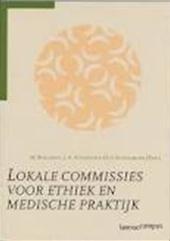 Roelandt, M. Lokale commissies voor ethiek en medische praktijk. Plaats VESA 610.6 LOKA