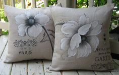 Diy Cushion Covers, Pillow Cover Design, Diy Pillows, Decorative Pillows, Cushions, Fruit Sketch, Fabric Paint Designs, Silk Art, Hand Embroidery Stitches