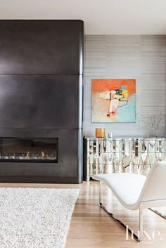 10 Cozy + Warm Bedroom Fireplaces   LuxeSource   Luxe Magazine - The Luxury Home Redefined