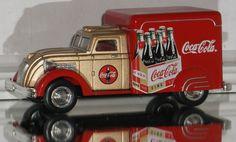 Matchbox Collectibles 1998 Coca-Cola1937 Dodge Airflow item #37972  #CocaCola