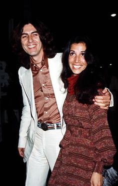 ♥♥♥♥George H. Harrison♥♥♥♥  ♥♥Olivia Arias-Harrison♥♥