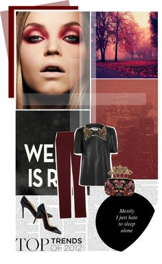 """""""Top trends"""" by callie-camille-fine ❤ liked on Polyvore"""