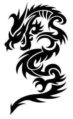 Tribal dragon tattoo by Boosted . dragon tattoo tattoo tattoo designs tattoo for men tattoo for women tattoo tattoo tattoo tattoo tattoo tattoo tattoo tattoo ideas big dragon tattoo tattoo ideas Tribal Dragon Tattoos, Chinese Dragon Tattoos, Dragon Tattoo Designs, Wing Tattoos, Colorful Sleeve Tattoos, Tattoo Character, Dragons Tattoo, Tattoo Diy, Tattoo Ideas