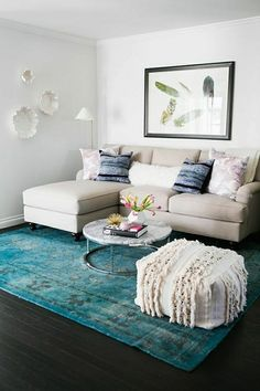 Beige sofa is pug-friendly, but the rug gives a pop of color. www.daintyhooliga….  Beige sofa is pug-friendly, but the rug gives a pop of color. www.daintyhooliga…  http://www.coolhomedecordesigns.us/2017/11/25/beige-sofa-is-pug-friendly-but-the-rug-gives-a-pop-of-color-www-daintyhooliga/