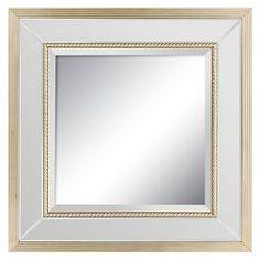 Square Raynsford Decorative Wall Mirror Gold - Surya
