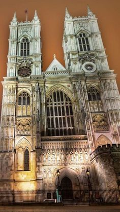 WestminsterAbbey, London, England