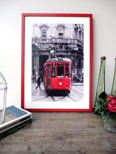 Quadro Cidades - Metrô em Paris 2 - Top Quadros - Loja de Quadros para decoração