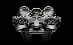 時計は毎日の必需品。 身近な存在でありながら、びっくりするような高級品も存在する。 なかでも最高の時計を作り出しているのが、スイスのコンセプトブランド、MB&F。 各地の才能ある時計職人とともに、個性的な時計を作りあげ、注目を集めている。 髙いものでは、なんと数千万円以上するものも。 しかし、驚くのは