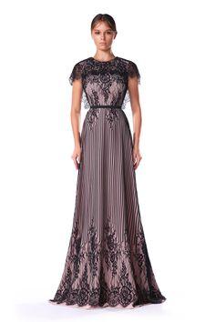3186cae316045 Designer Dresses & Fashion Clothes For Women | Isabel Garcia Floor Length  Dresses, Designer Dresses