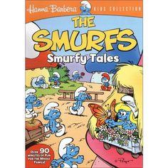 The Smurfs: Smurfy Tales (dvd_video)