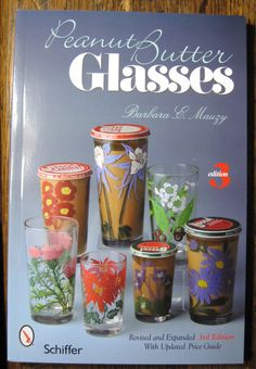 Collecting Peanut Butter Glasses & Swanky Swigs - I Antique Online