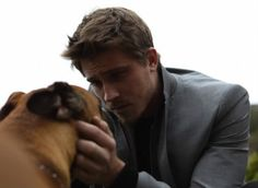 Picture of Garrett Hedlund Garrett Hedlund, Charming Man, Man And Dog, Light Eyes, Charlie Hunnam, Nice To Meet, Gorgeous Men, Character Inspiration, Actors & Actresses