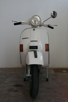 My Vespa PX 125 Arcobaleno