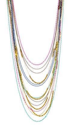 Amox Necklace by Amrita Singh