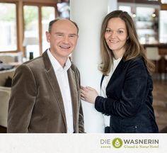 Gastgeber Petra & Davor Barta im G'sund & Natur Hotel DIE WASNERIN Wellness, Petra, Stress Relief, Time Out