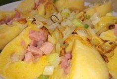 Jak uvařit výborný bramborový knedlík   recept Hawaiian Pizza, Dumplings, Gnocchi, Macaroni And Cheese, Side Dishes, Food And Drink, Menu, Homemade, Vegetables