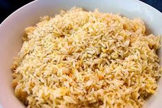 What's Cookin, Chicago?: Persian Rice with Dill