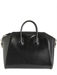 Givency Large Antigona in Black
