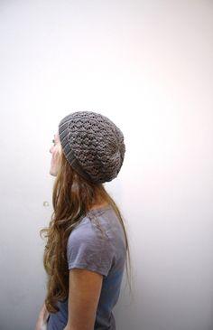 Pasha Hat Lace Panel Knitting Pattern PDF by janerichmond on Etsy, $4.50