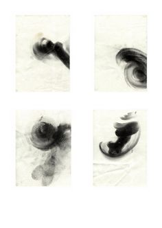 4 x pirouette drawings from the book   'locationotation'  © Julie…