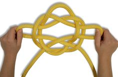 Jury Mast Knot was made as a temporary rigging knot. These days it's used as a decorative knot. In this HOW TO TIE KNOTS, learn how to tie a Jury Mast Knot