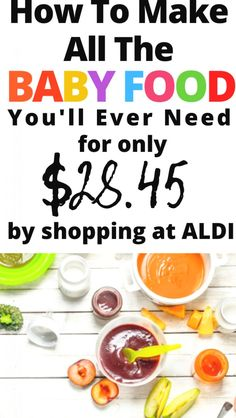 Baby Food Recipes Stage 1, Baby Food By Age, Nutritious Meals, Healthy Fats, Healthy Choices, Baby Solid Food, Aldi Shopping, Baby Feeding Chart, Baby Puree Recipes
