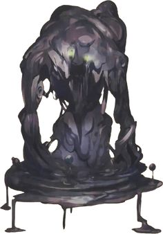 A page for describing Characters: Overlord - The 41 Supreme Beings. Overlord Main Character Index The Great Tomb: Supreme Beings Monster Art, Monster Concept Art, Fantasy Monster, Fantasy Creatures, Mythical Creatures, Black Slime, Character Art, Character Concept, Cyberpunk