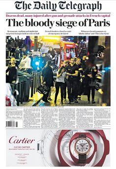 Paris attacks Nov 2015