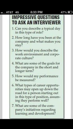 Resume Tips : Great Questions to ask the interviewer during a job interview. Still feeling a little rusty on the whole job searching process? No problem. GO Charleston Deals has a great deal on Interview Coaching just for you! Job Interview Questions, Job Interview Tips, Job Interviews, Interview Coaching, Interview Techniques, Interview Clothes, Preparing For An Interview, Interview Tips Weaknesses, Job Interview Makeup