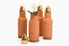 Stray Bullet Vase - Shop - L'ArcoBaleno