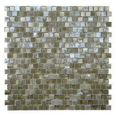 Shop for Opal Glass Mosaic Tile (Pack of 10). Get free delivery at Overstock.com - Your Online Home Improvement Shop! Get 5% in rewards with Club O! - 19750462