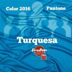 color pantone 2016 turquesa