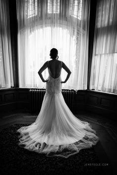 HATLEY CASTLE WEDDING | JEN STEELE