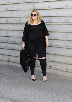 Plus size outfit inspiration 131
